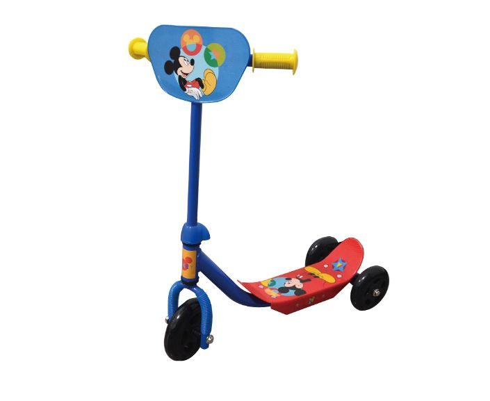 0297 15 Mickey scooter