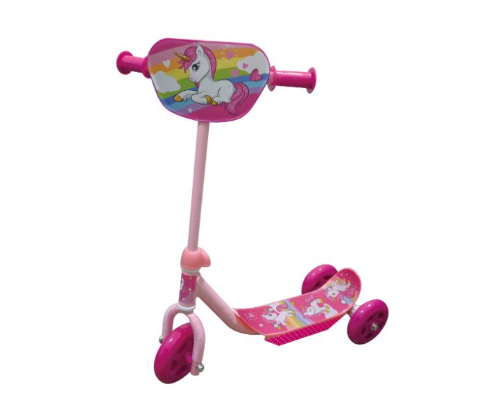 0297 15 Unicorn scooter