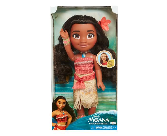 04703Moana Moana Adventure Doll IP 00, תחפושות דיסני, דיסני קורקינטים, דיסני שעונים
