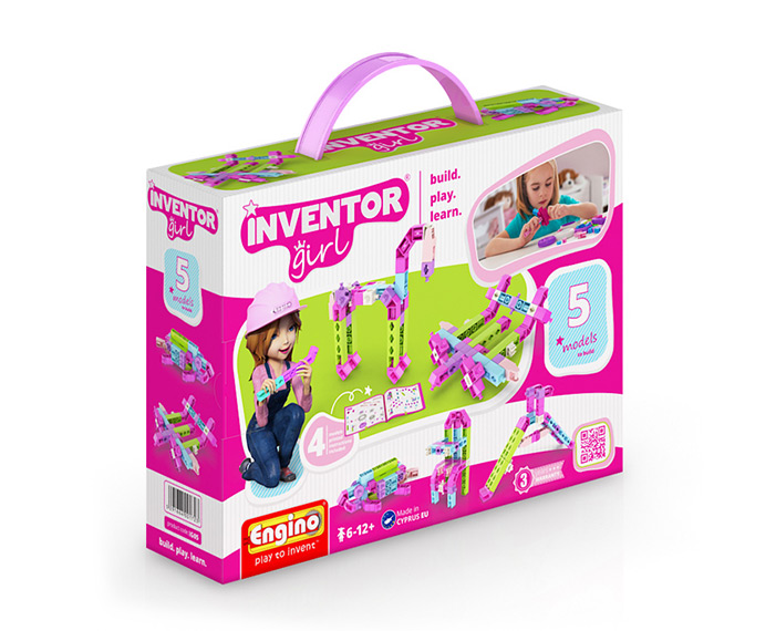 1 7, משחקי חשיבה אנג'ינו, משחקי חשיבה לילדים engino, משחקי קופסא engino, משחקי חשיבה