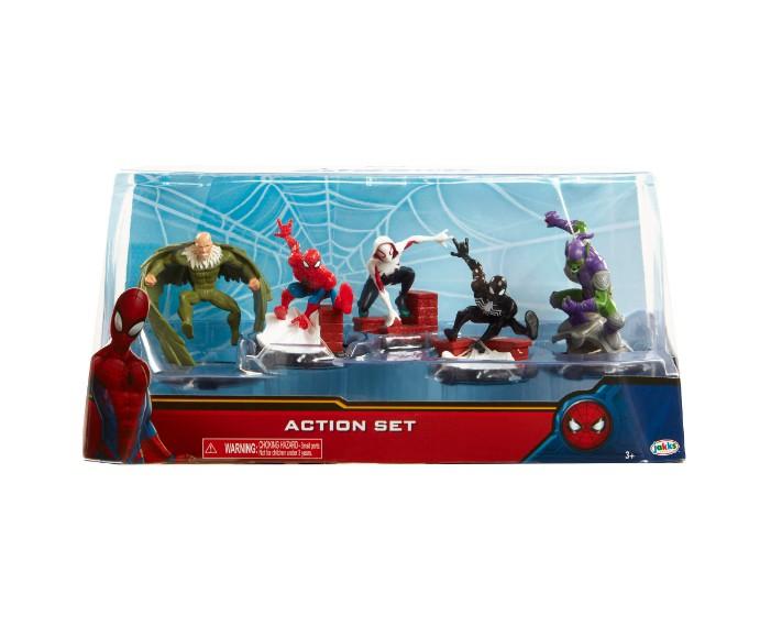 , 71589Disney Marvel Spiderman Action Set IP 00, אתר משחקים, משחקי בנים starwars, משחקי התפתחות לגיל שנה, משחקים לבנות