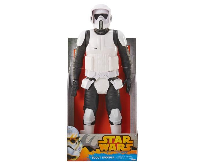 79430ABF SW Scout Trooper 18in IP 00, משחקים לילדים מלחמת הכוכבים, משחקים של בנים starwars, משחק חשיבה פרופסור איינו, משחקי בנים starwars