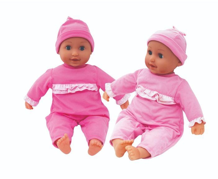 , 8540 twin dolls SB1 8214 1, משחקים כיפיים, משחקי בובות, משחקי פעולה, משחקי התפתחות לתינוקות