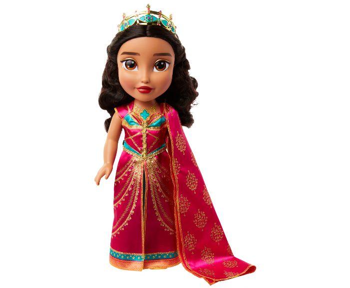 , 86131Aladdin Princess Jasmine Musical Doll 00, בובות של נסיכות דיסני, משחקים של מכוניות, משחקים של ברבי, משחקים של אנה ואלזה