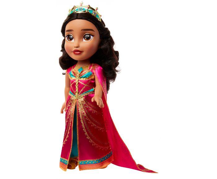 , 86131Aladdin Princess Jasmine Musical Doll 03, בובות של נסיכות דיסני, משחקים של מכוניות, משחקים של ברבי, משחקים של אנה ואלזה
