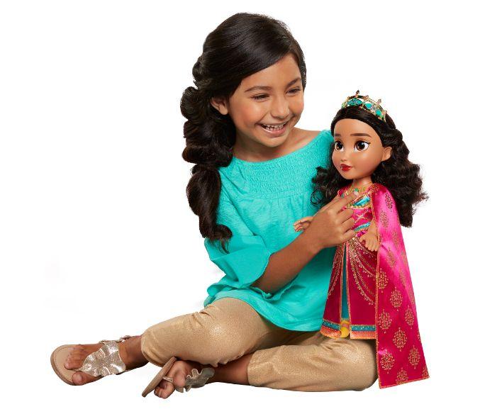 , 86131Aladdin Princess Jasmine Musical Doll Lifestyle, בובות של נסיכות דיסני, משחקים של מכוניות, משחקים של ברבי, משחקים של אנה ואלזה