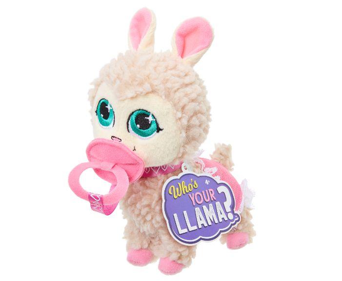, 86431WhosYourLlama Llama Plush Wv2 Baby IP, גטר קונסיומר