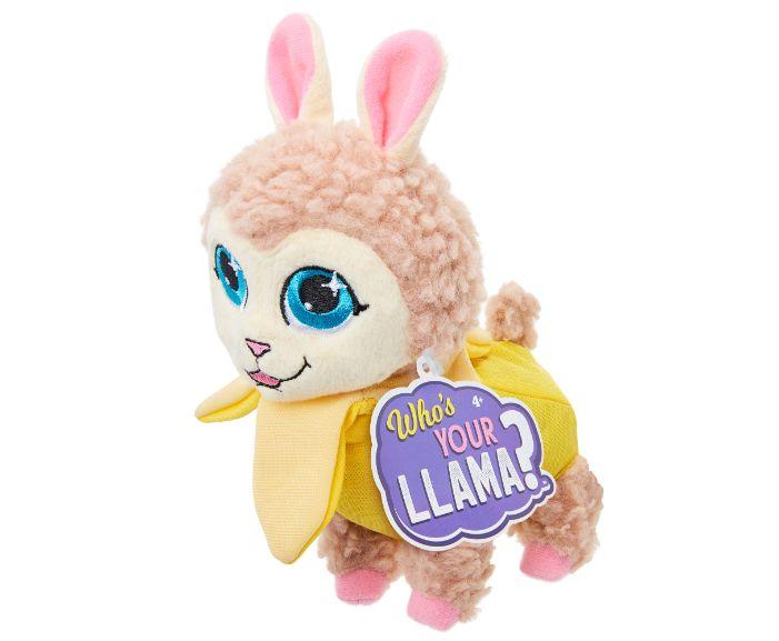 , 86431WhosYourLlama Llama Plush Wv2 Banana IP, גטר קונסיומר