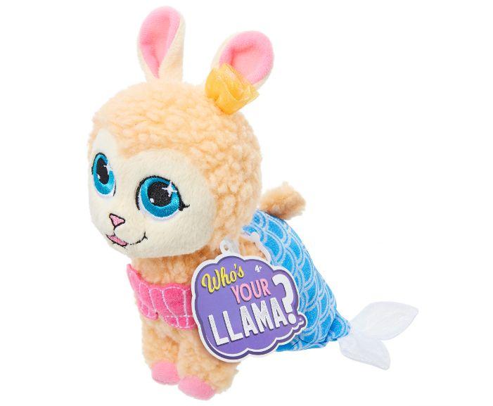 , 86431WhosYourLlama Llama Plush Wv2 Mermaid IP, גטר קונסיומר