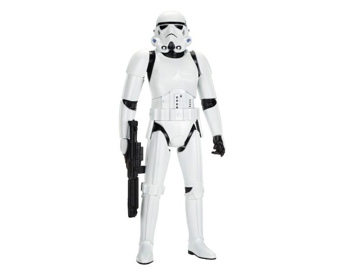 , 90805ABF SW 20in Stormtrooper 00, משחקים לילדים מלחמת הכוכבים, משחקי בובות, משחקי בנים starwars, דיסני בובות