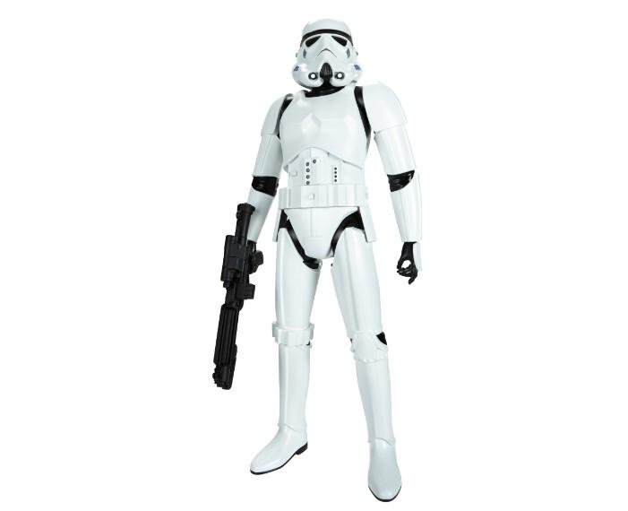 , 90805ABF SW 20in Stormtrooper 01, משחקים לילדים מלחמת הכוכבים, משחקי בובות, משחקי בנים starwars, דיסני בובות