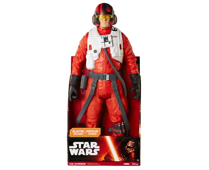 90824ABF SW Poe Dameron IP 00, משחקים לילדים מלחמת הכוכבים, משחקים של בנים starwars, משחקי בובות, משחקים לבנים