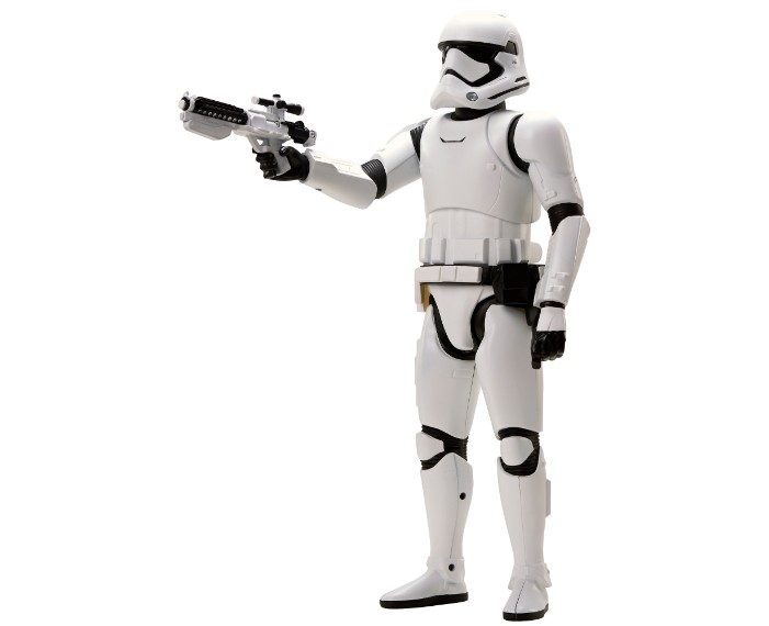 , 90825ABF SW 20in Villan Trooper 57805, משחקים לילדים מלחמת הכוכבים, משחקים של בנים starwars, משחק חשיבה פרופסור איינו, משחקי בנים starwars