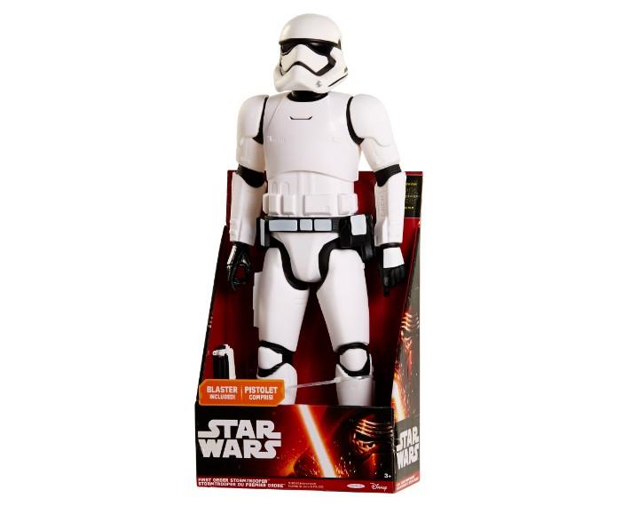 90825ABF SW First Order Stormtrooper IP 01, משחקים לילדים מלחמת הכוכבים, משחקים של בנים starwars, משחקי בובות, משחקים לבנים