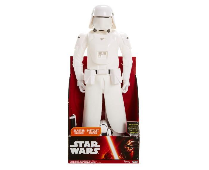90829ABF SW First Order Snowtrooper IP 00, משחקים לילדים מלחמת הכוכבים, משחקים של בנים starwars, משחקי בובות, משחקים לבנים
