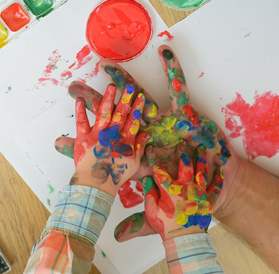 COLOR 1, משחקי חשיבה אנג'ינו, משחקי חשיבה לילדים קטנים, יצירות, משחקי חשיבה