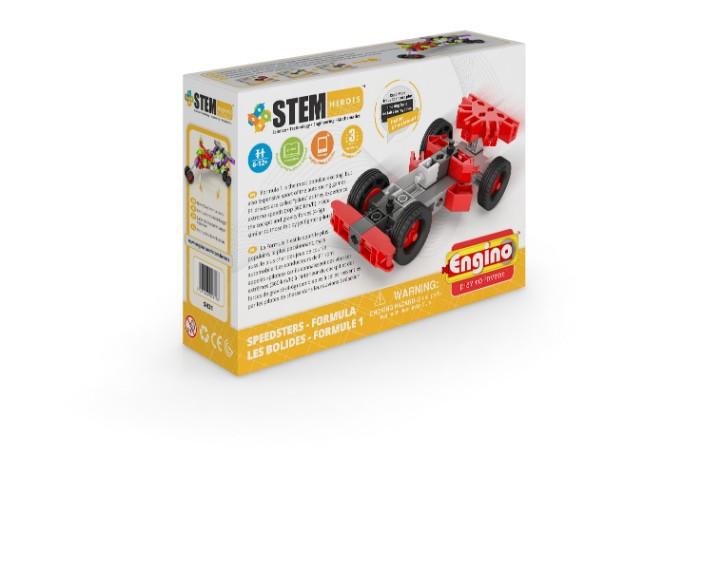Formula package, משחקי חשיבה אנג'ינו, משחקי חשיבה לילדים engino, משחקי קופסא engino, משחקי חשיבה