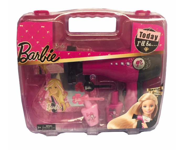 H125B, משחקים של ברבי, אביזרי ברבי, אביזרים ברבי, מוצרי שיער ברבי