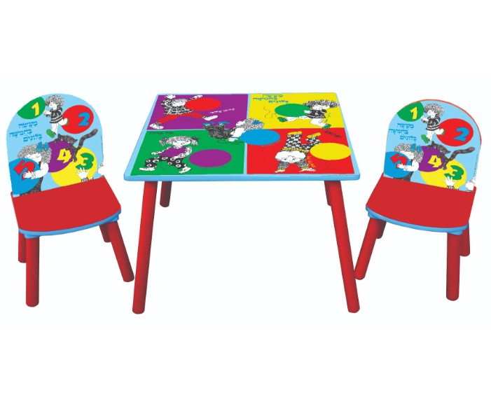 MRZJ688, שולחן וכסאות לילדים, ריהוט, getter photo, גטר