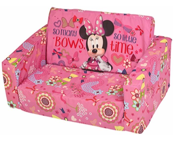 Minnie sofa NO33, קסמים לילדים, מיטות מעבר לילדים, פעילויות לילדים, ריהוט