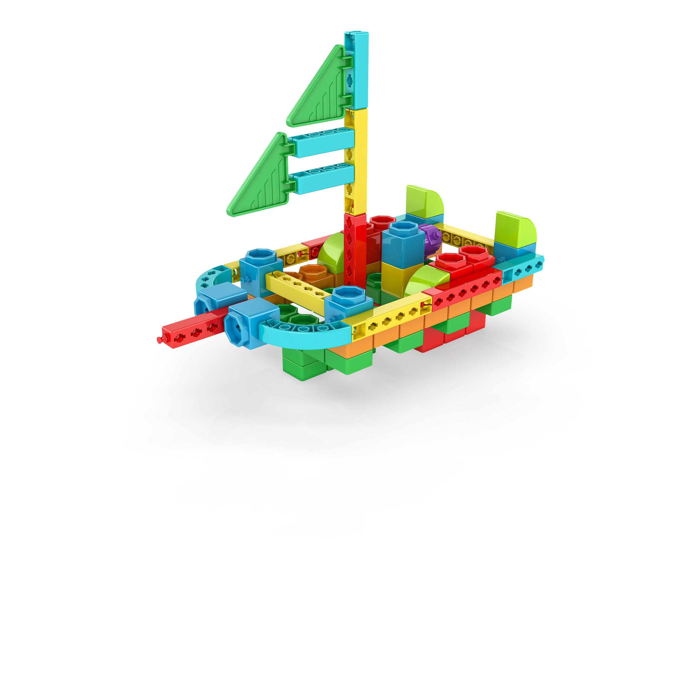 , PiratesShip 2, משחקי חשיבה לילדים engino, משחקים לגיל הרך playgro, משחק הרכבות אנג'ינו, משחקי רכבות