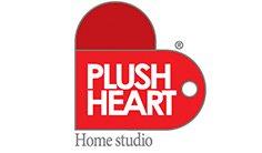 Plush heart 1, getter photo
