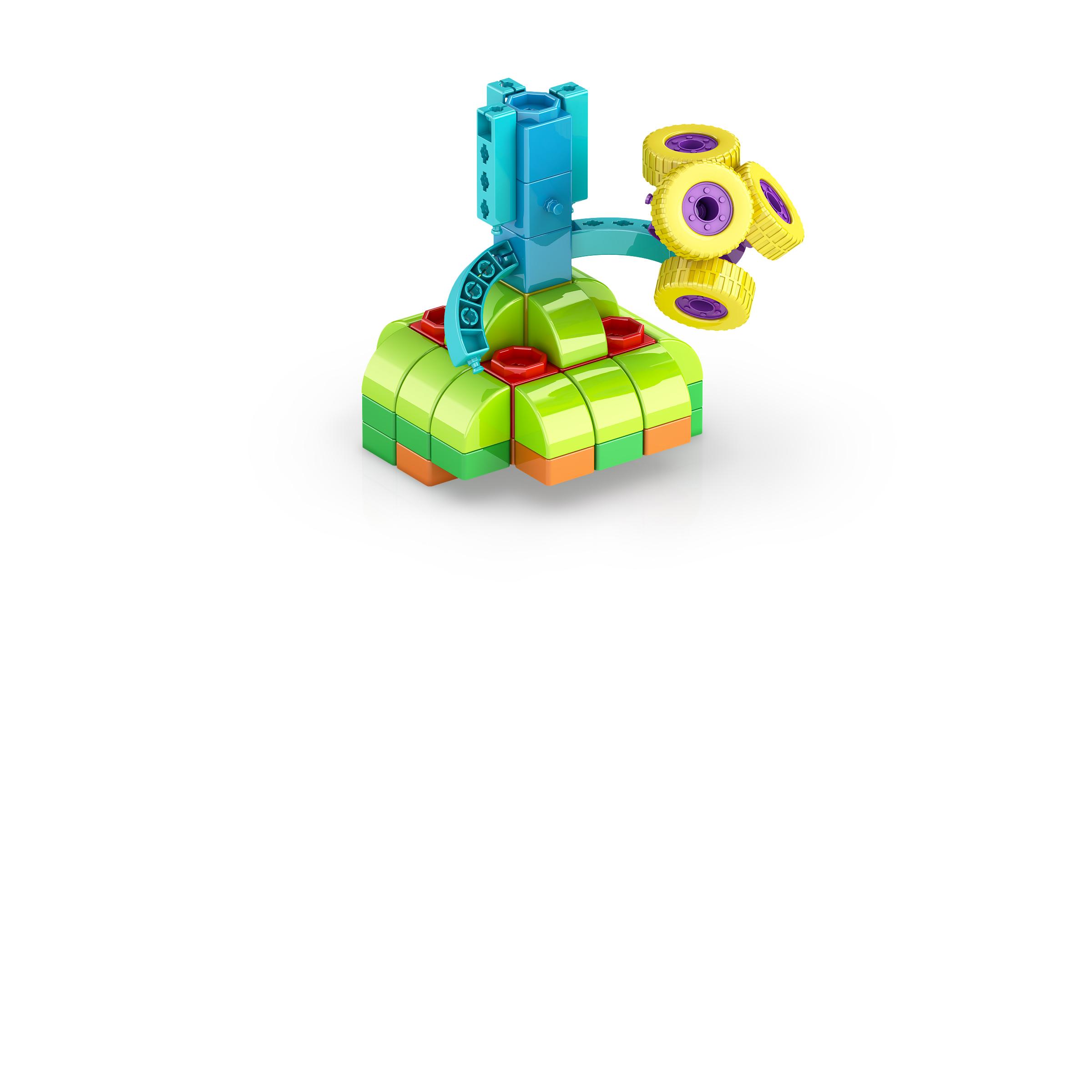 , Princess 1, משחקי חשיבה לילדים engino, משחקים לגיל הרך playgro, משחק הרכבות אנג'ינו, משחקי רכבות