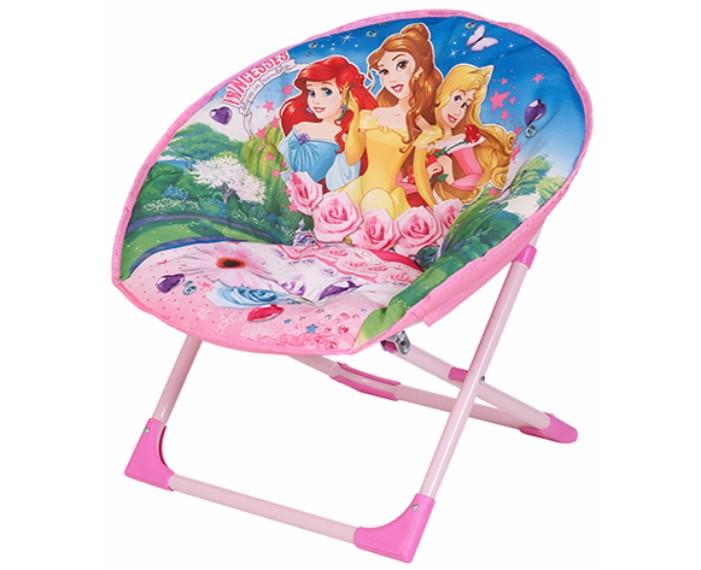 Princess moon chair MCPR5, קורקינט לילדים דיסני, ריהוט, שידות דיסני, דיסני קורקינטים
