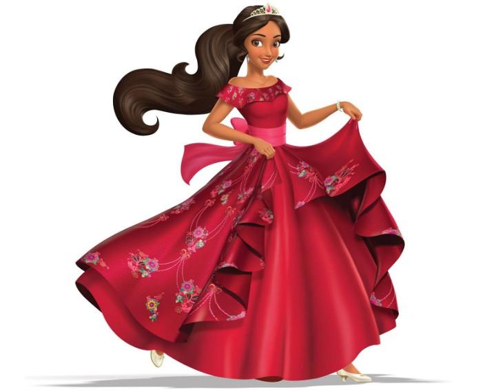 Princess Elena 6, תחפושות דיסני, שידות דיסני, דיסני קורקינטים, דיסני שעונים