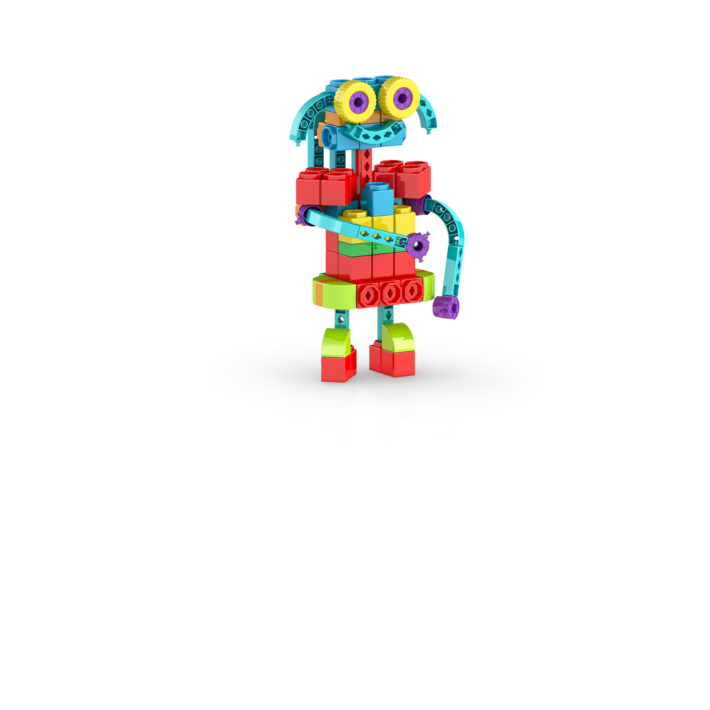 , RobotGirl 2, משחקי חשיבה לילדים engino, משחקים לגיל הרך playgro, משחק הרכבות אנג'ינו, משחקי רכבות