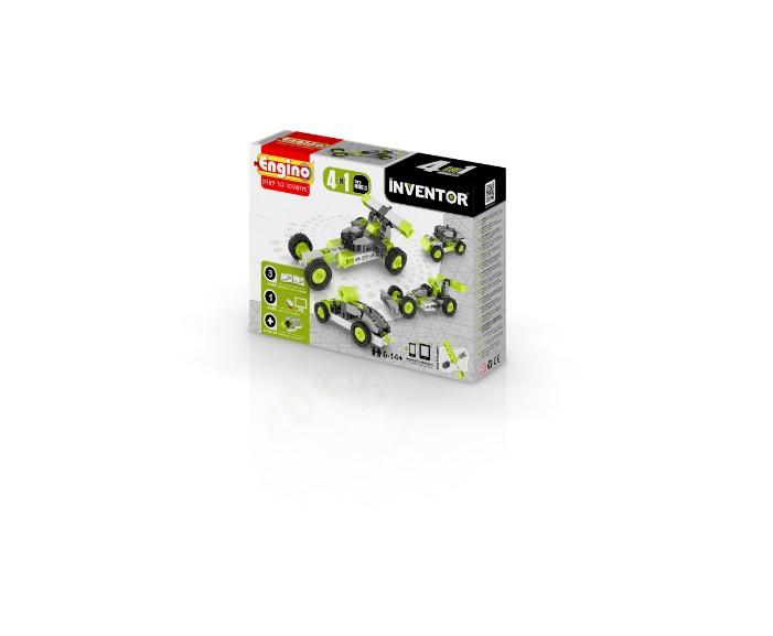 YENA0431, משחקי חשיבה אנג'ינו, משחקי חשיבה לילדים engino, משחקי קופסא engino, משחקי חשיבה