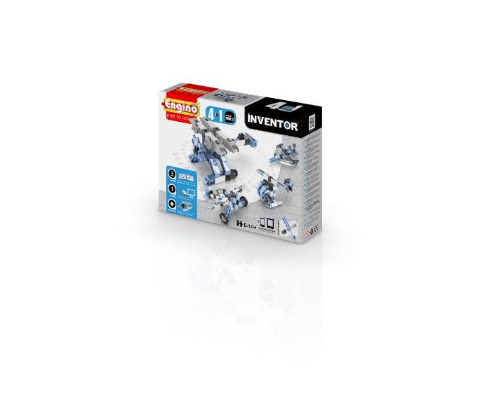 YENA0433, משחקי חשיבה אנג'ינו, משחקי חשיבה לילדים engino, משחקי קופסא engino, משחקי חשיבה