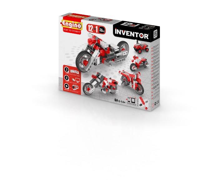 YENC1232, משחקי חשיבה אנג'ינו, משחקי חשיבה לילדים engino, משחקי קופסא engino, משחקי חשיבה