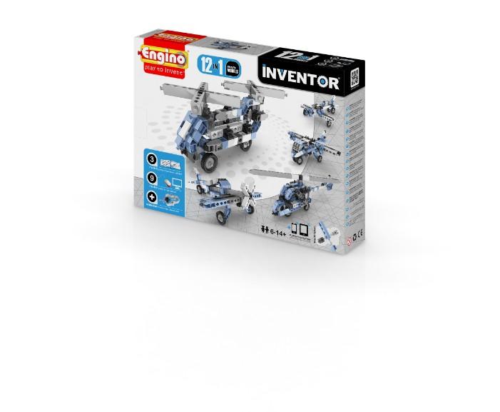 YENC1233, משחקי חשיבה אנג'ינו, משחקי חשיבה לילדים engino, משחקי קופסא engino, משחקי חשיבה