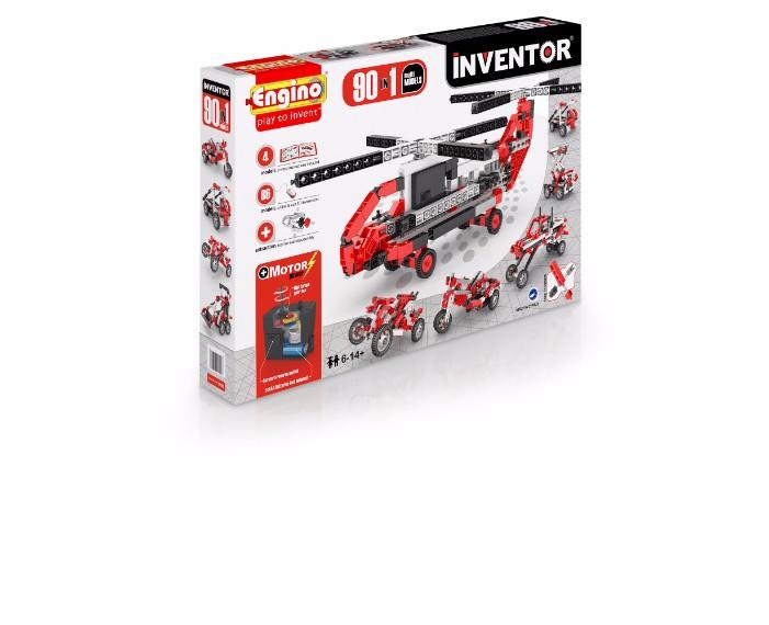 , YENE9030, מכוניות משחקים, מכוניות לילדים, משחקי חשיבה לילדים engino, משחקי קופסא engino