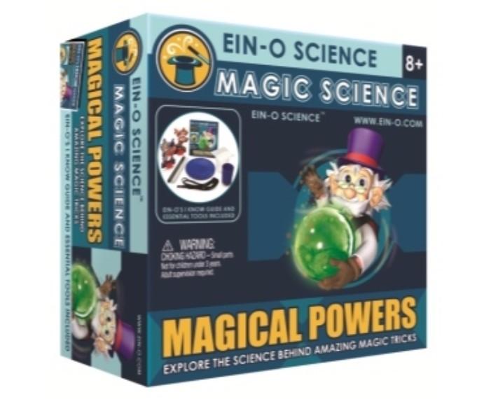 YIA160279, משחק חשיבה פרופסור איינו, קסמים בקלפים איינו, ניסויים מדעיים, קסם של מדע פרופסור איינו
