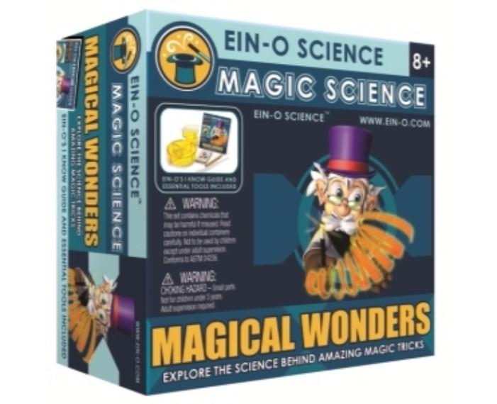 YIA160293 1, משחק חשיבה פרופסור איינו, קסמים בקלפים איינו, ניסויים מדעיים, קסם של מדע פרופסור איינו