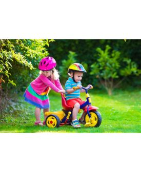 benefits of riding a tricycle pre reading skill kids
