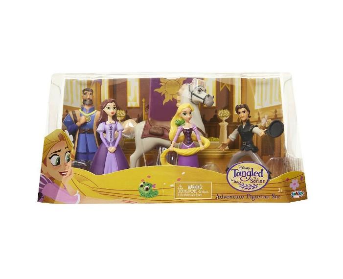 tangled figurine set 1, פינת איפור לילדות דיסני, שידות איפור זולות דיסני, שידות דיסני, דיסני קורקינטים
